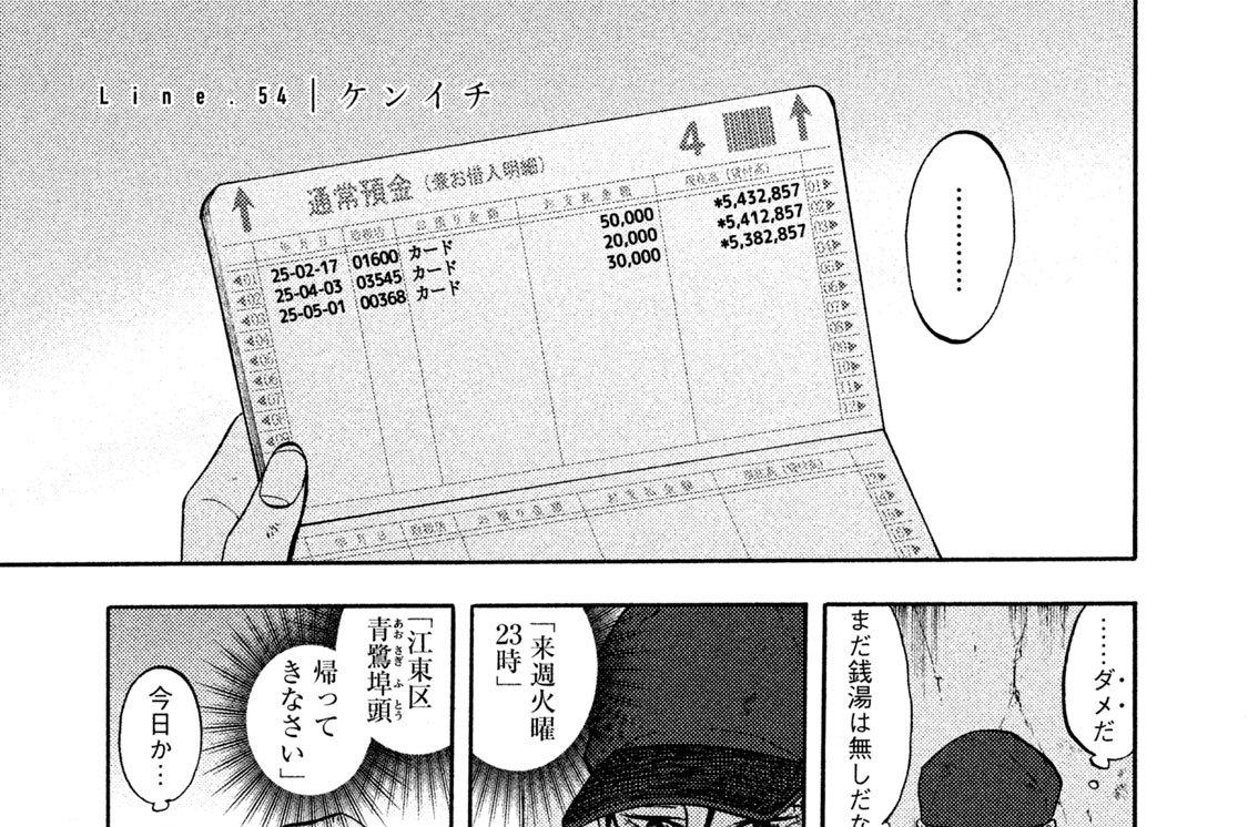 Line.54 Kenichi ケンイチ