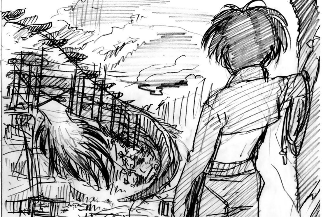 『空挺ドラゴンズ』第1話ネーム【期間限定公開】