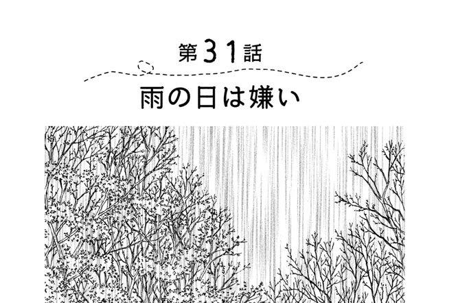 第31話 雨の日は嫌い