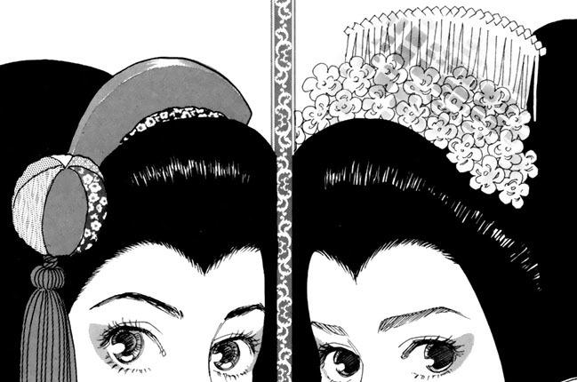 三幕目 秘め事VS.姫事