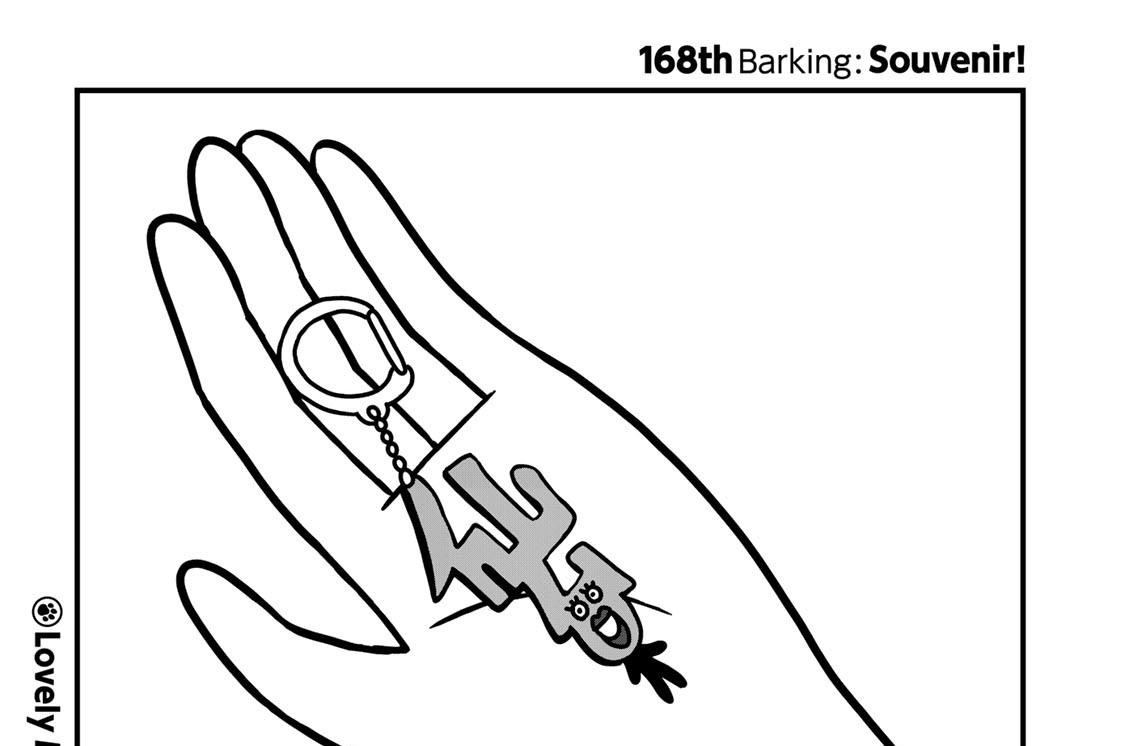 168thBarking:Souvenir!