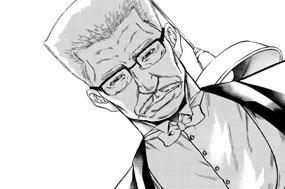 第2話 鍵の男(2)