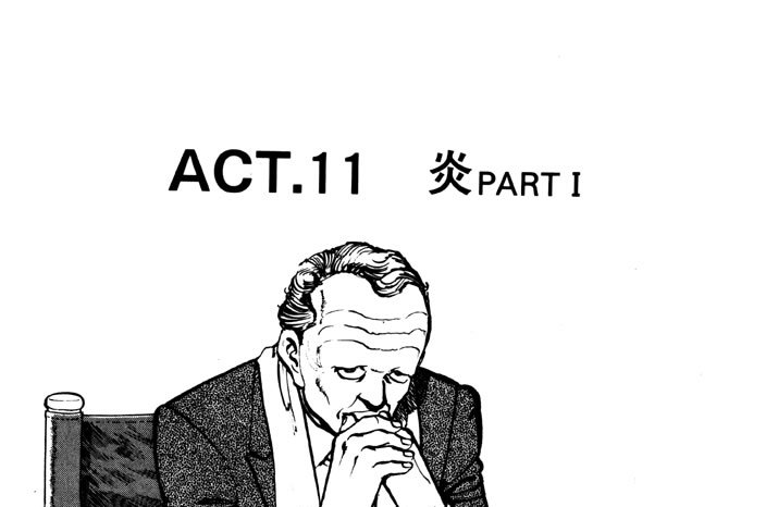 ACT.11 炎PART I