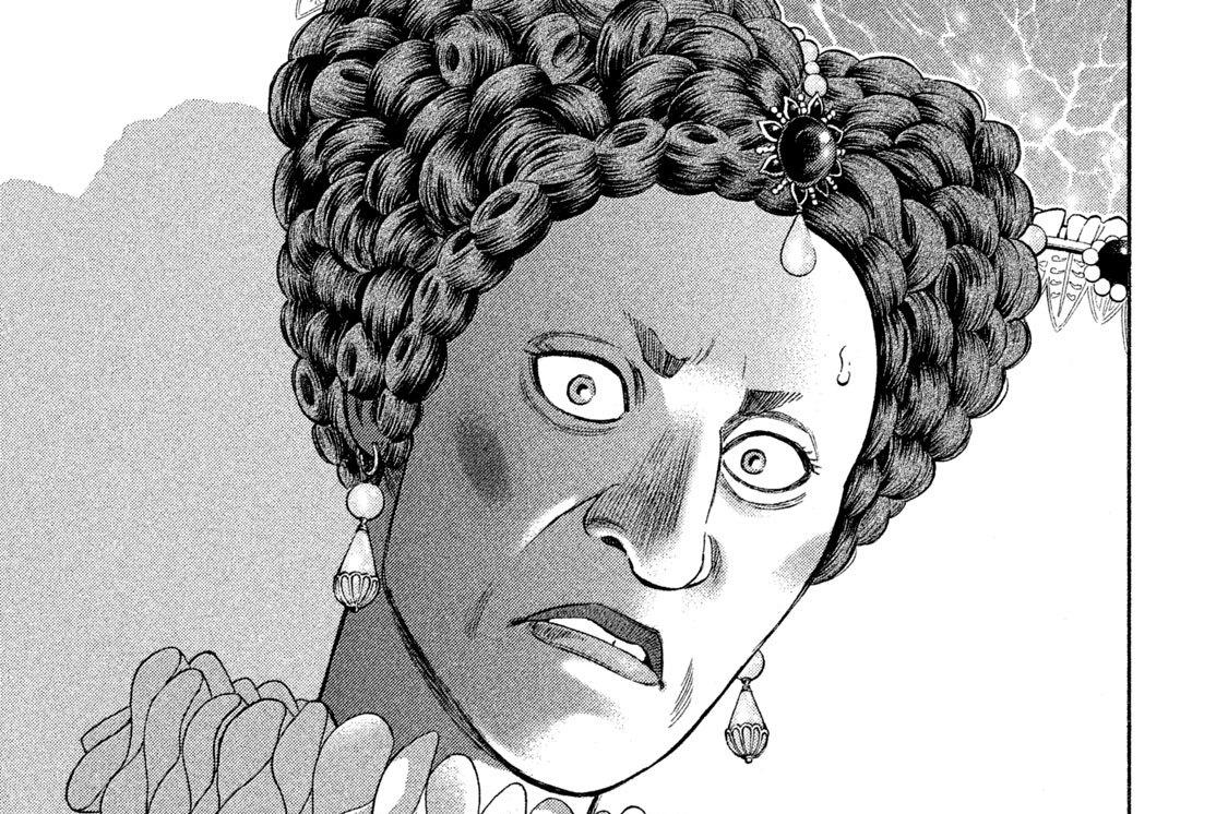 第70話 不機嫌な薔薇(2)