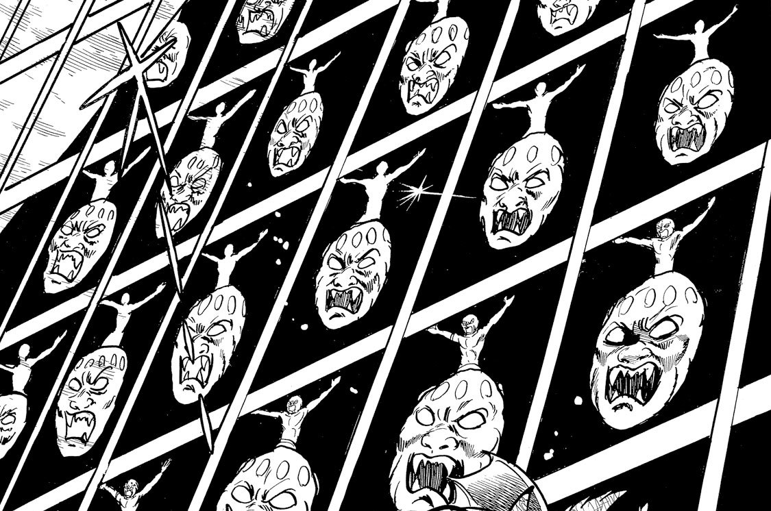 仮面ライダーアマゾン(3)