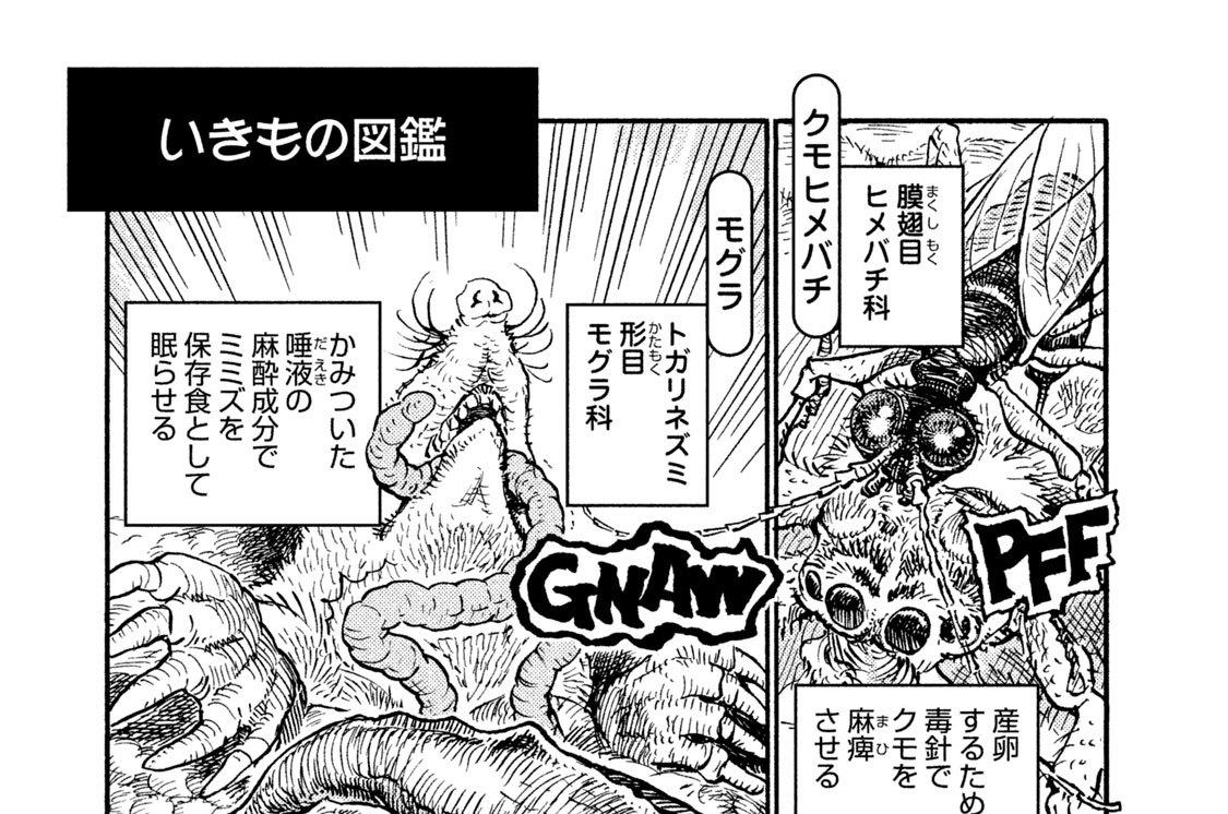 プ~ねこ(162) いきもの図鑑