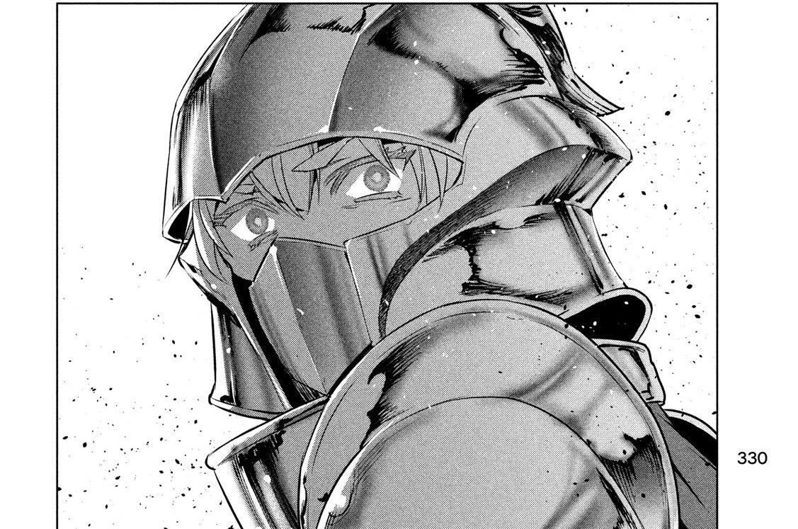 第108話 鋼鉄の女騎士(アイアン・メイデン)