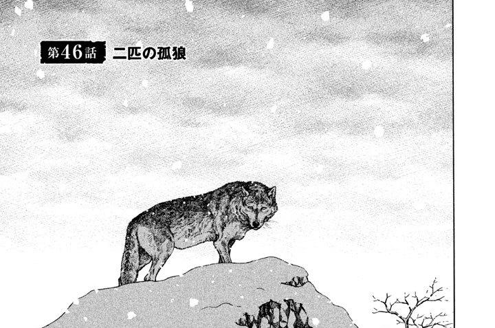 第46話 二匹の孤狼