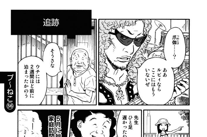 プ〜ねこ(56)