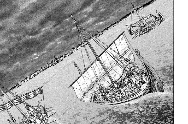 第133話 バルト海戦役(9)