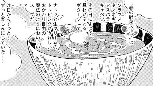 [1話] 4月中旬 菜の花