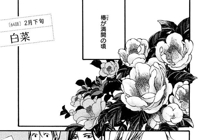 [64話] 2月下旬 白菜