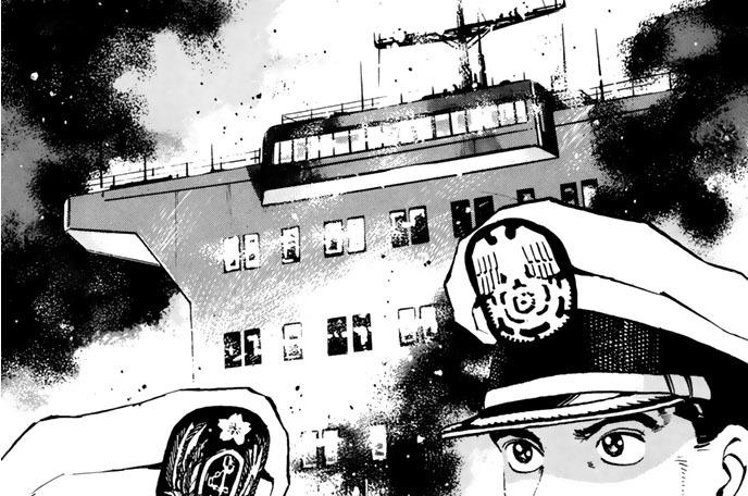 VOYAGE105 「サザンクロス」轟沈