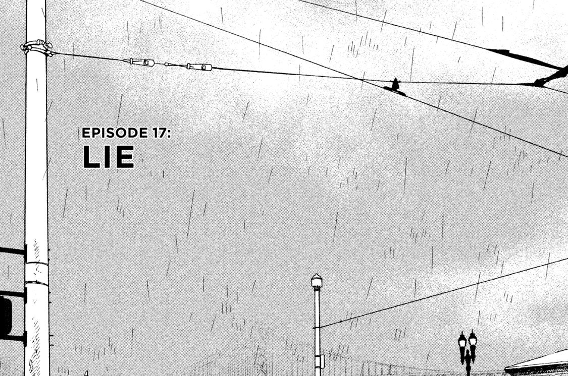 EPISODE 17:LIE