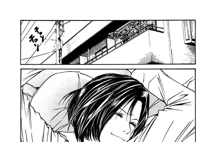 #4 ベッドの上は目覚めの香り