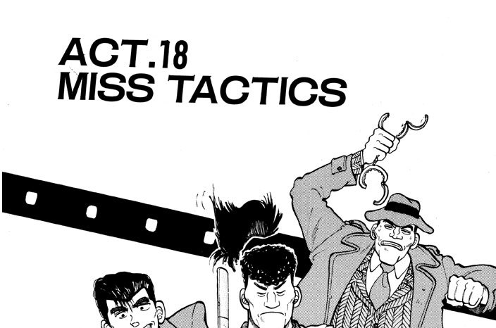 ACT.18 MISS TACTICS