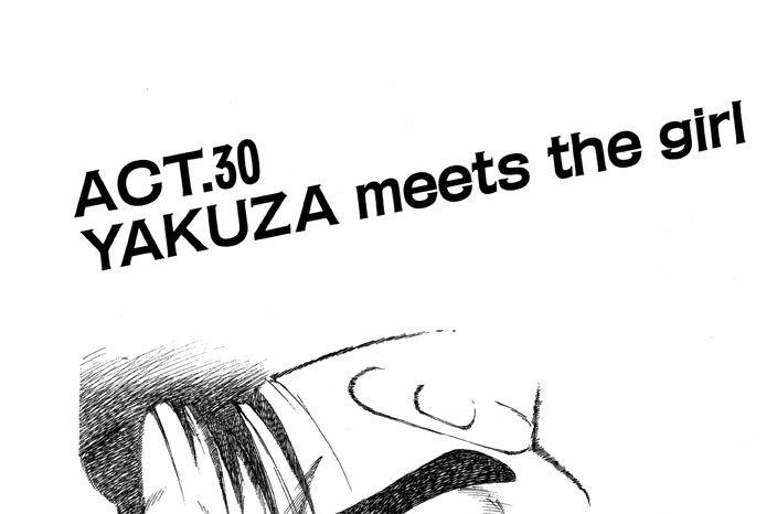 ACT.30 YAKUZA meets the girl