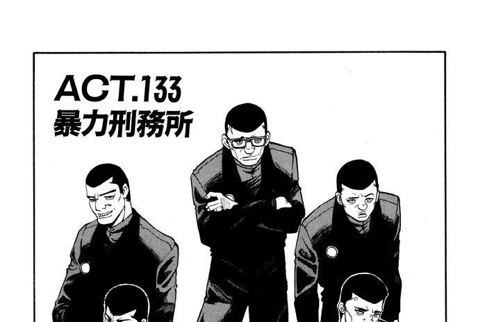 ACT.133 暴力刑務所
