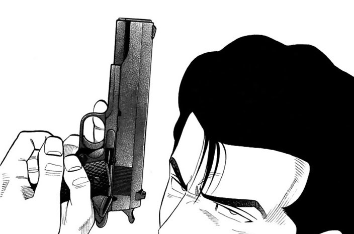 ACT.579 恵みの銃弾