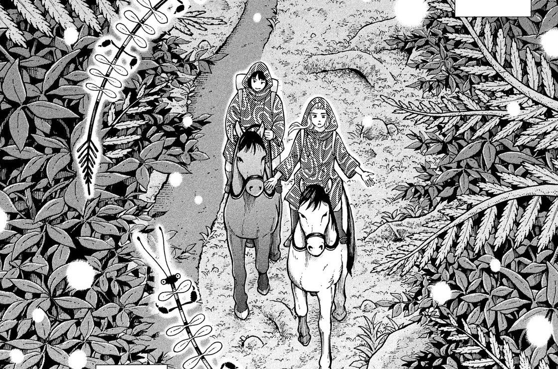 第11話「旅の始まり」