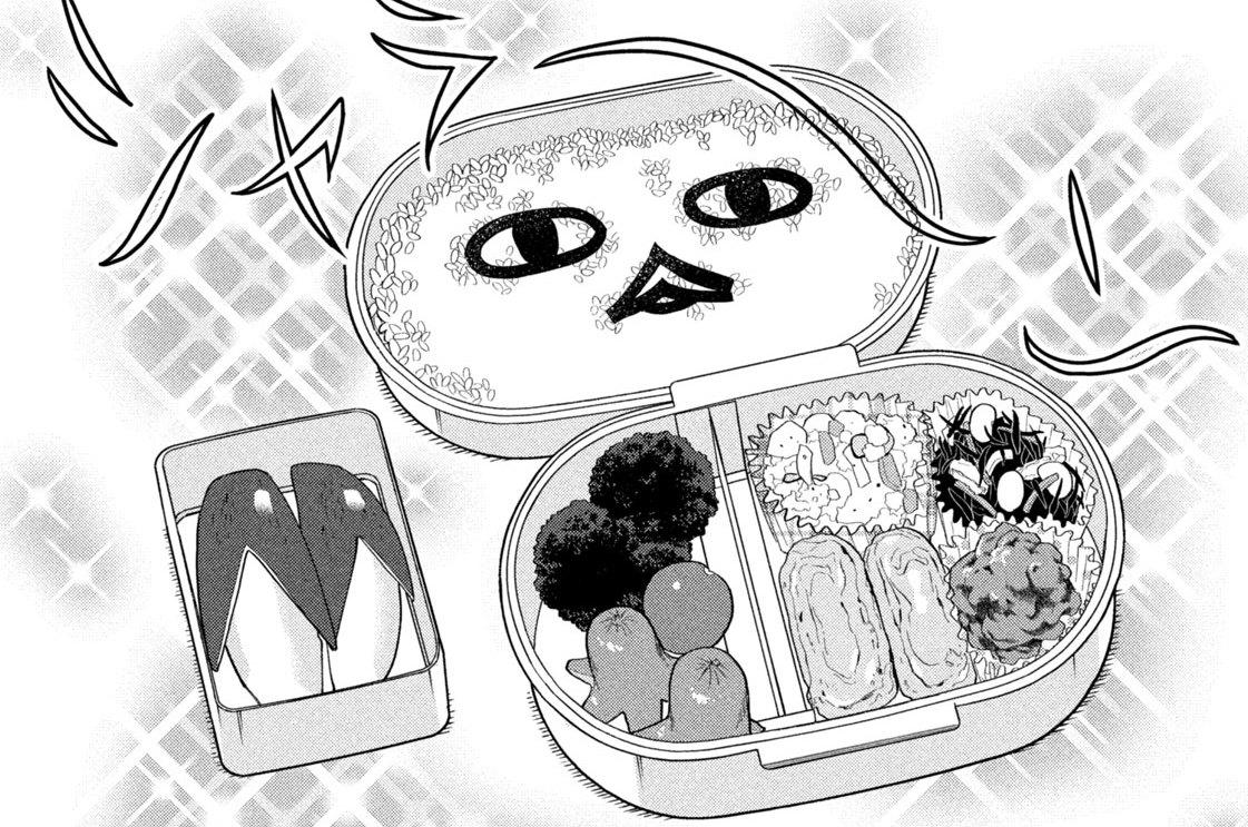 42ペン目 飼い主のためにお弁当を作るペンギン