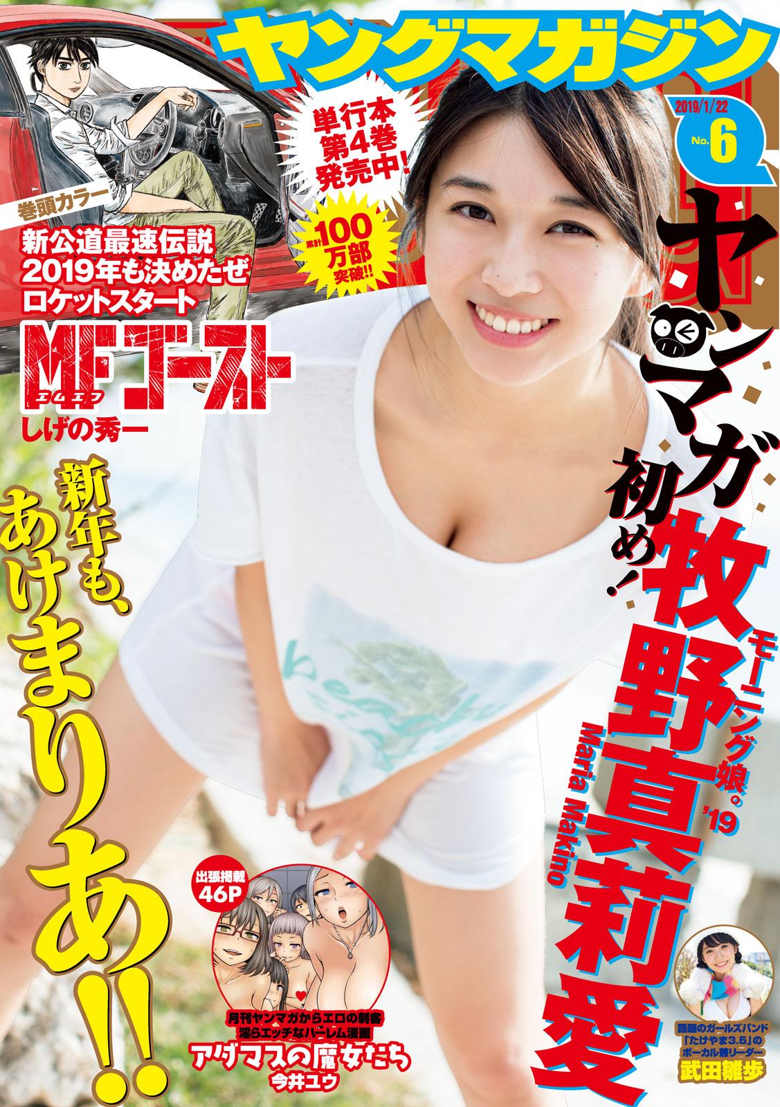 ヤングマガジン 2019年6号