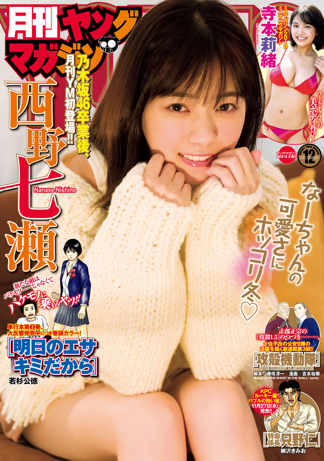 月刊ヤングマガジン 2019年No.12