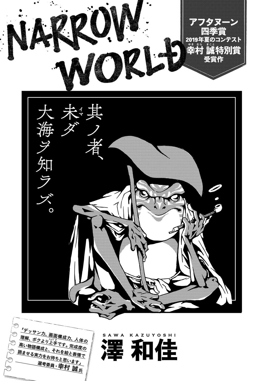 NARROW WORLD