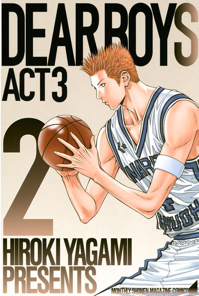 DEAR BOYS ACT 3(2)